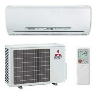 Mitsubishi offer a wide range of units suitable for server room cooling
